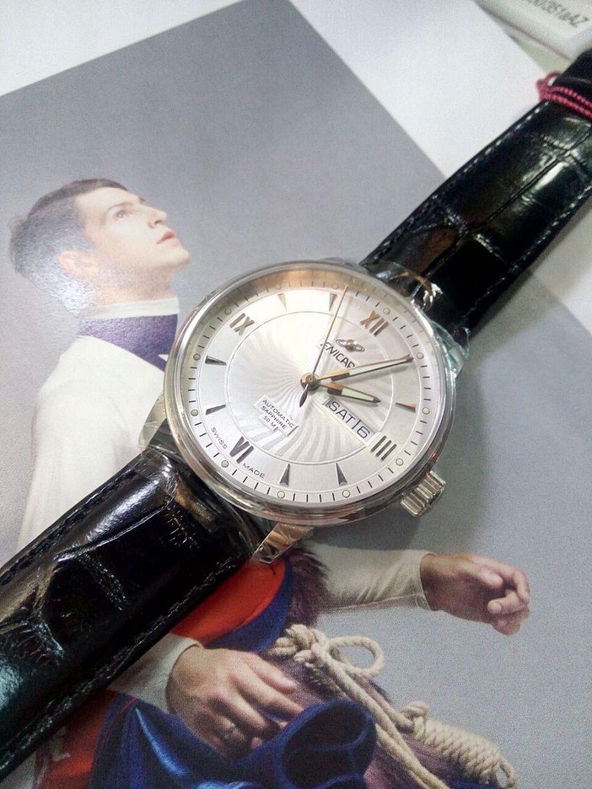 英纳格3168-50-351aAZ手表【表友晒单作业】是正品很好...