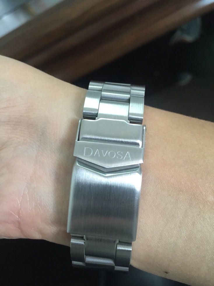 迪沃斯16155570手表【表友晒单作业】性价比极高...