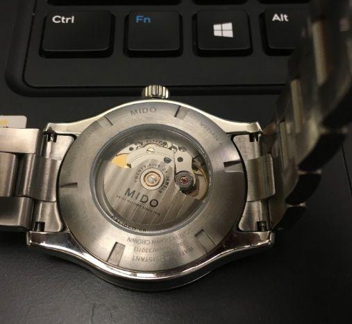 美度M005.430.11.061.80手表【表友晒单作业】手表应该是...