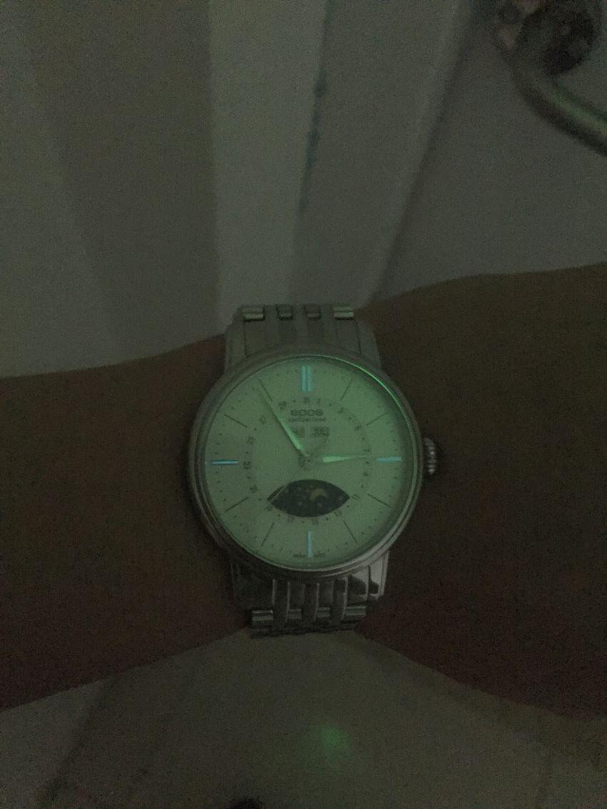 爱宝时3391.832.20.50.30手表【表友晒单作业】本来也想买...
