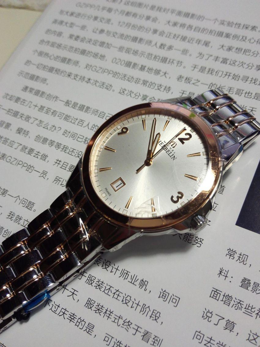 赫柏林12250/BTR12手表【表友晒单作业】非常不错的...