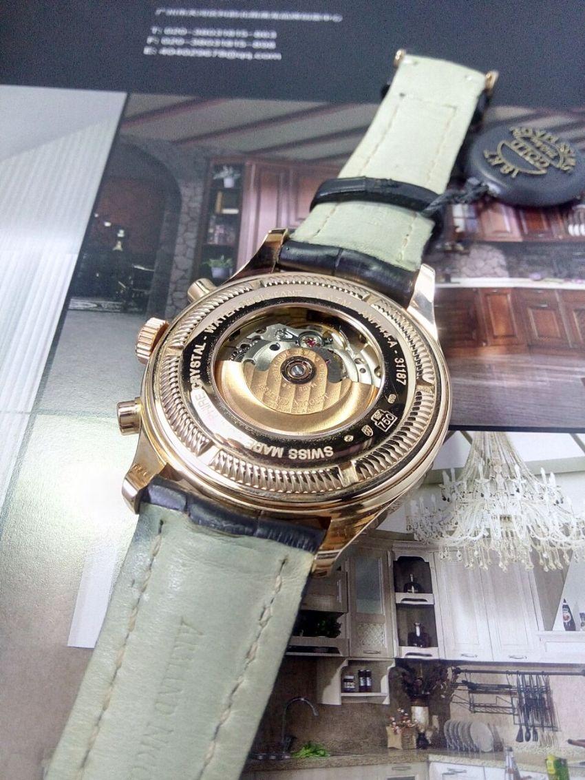 艾美达7144A-NR-P914NR2手表【表友晒单作业】手表的确是...