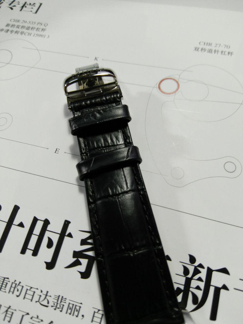美度M016.430.16.061.22手表【表友晒单作业】深色表盘加...