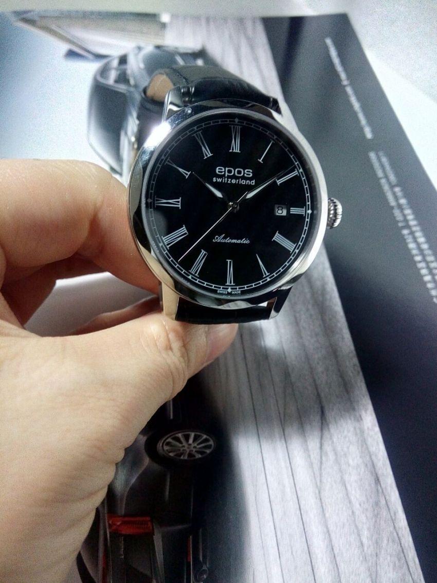 爱宝时3432.132.20.25.25手表【表友晒单作业】新款很好,...