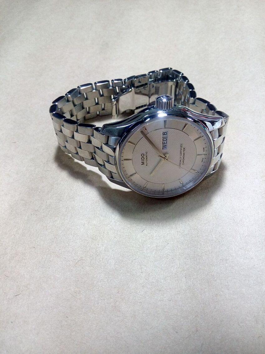 美度M001.431.11.031.92手表【表友晒单作业】不错,挺好...