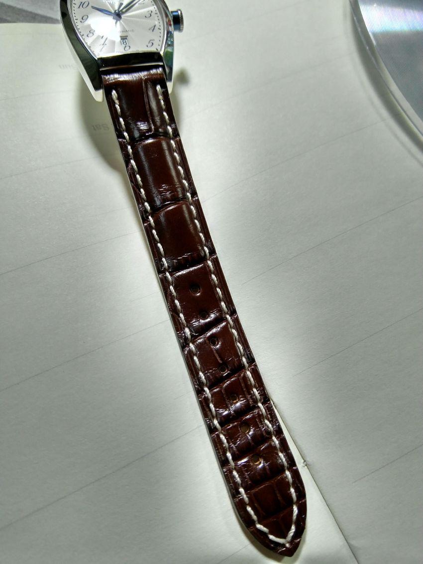 浪琴L2.142.4.73.4手表【表友晒单作业】分期购买的...
