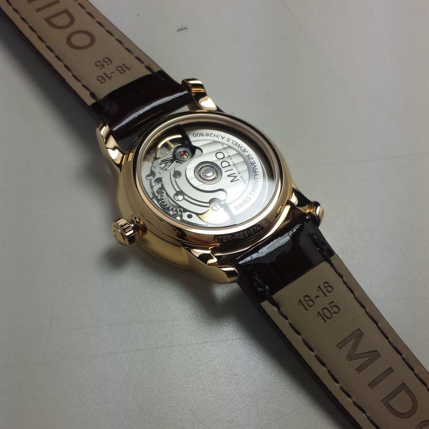 美度M007.207.36.291.00手表【表友晒单作业】特意戴了这...
