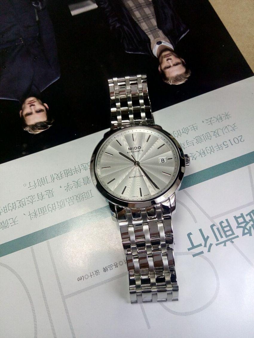 美度M3895.4.11.1手表【表友晒单作业】价格很实惠...