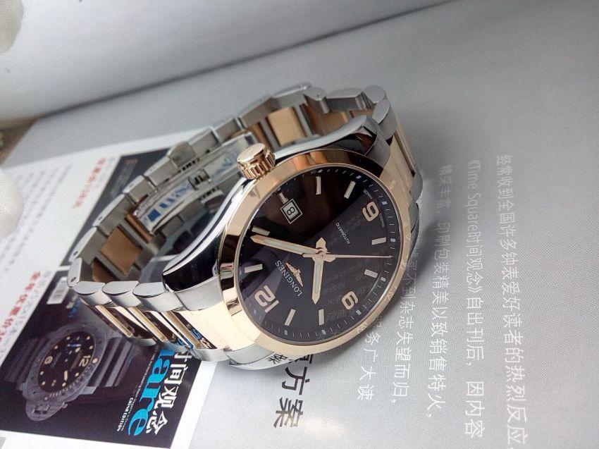 浪琴L2.785.5.56.7手表【表友晒单作业】很满意质量...