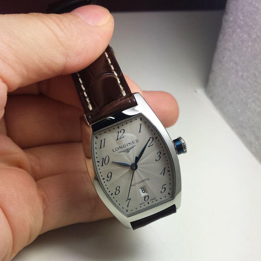 浪琴L2.142.4.73.4手表【表友晒单作业】不错,挺好...