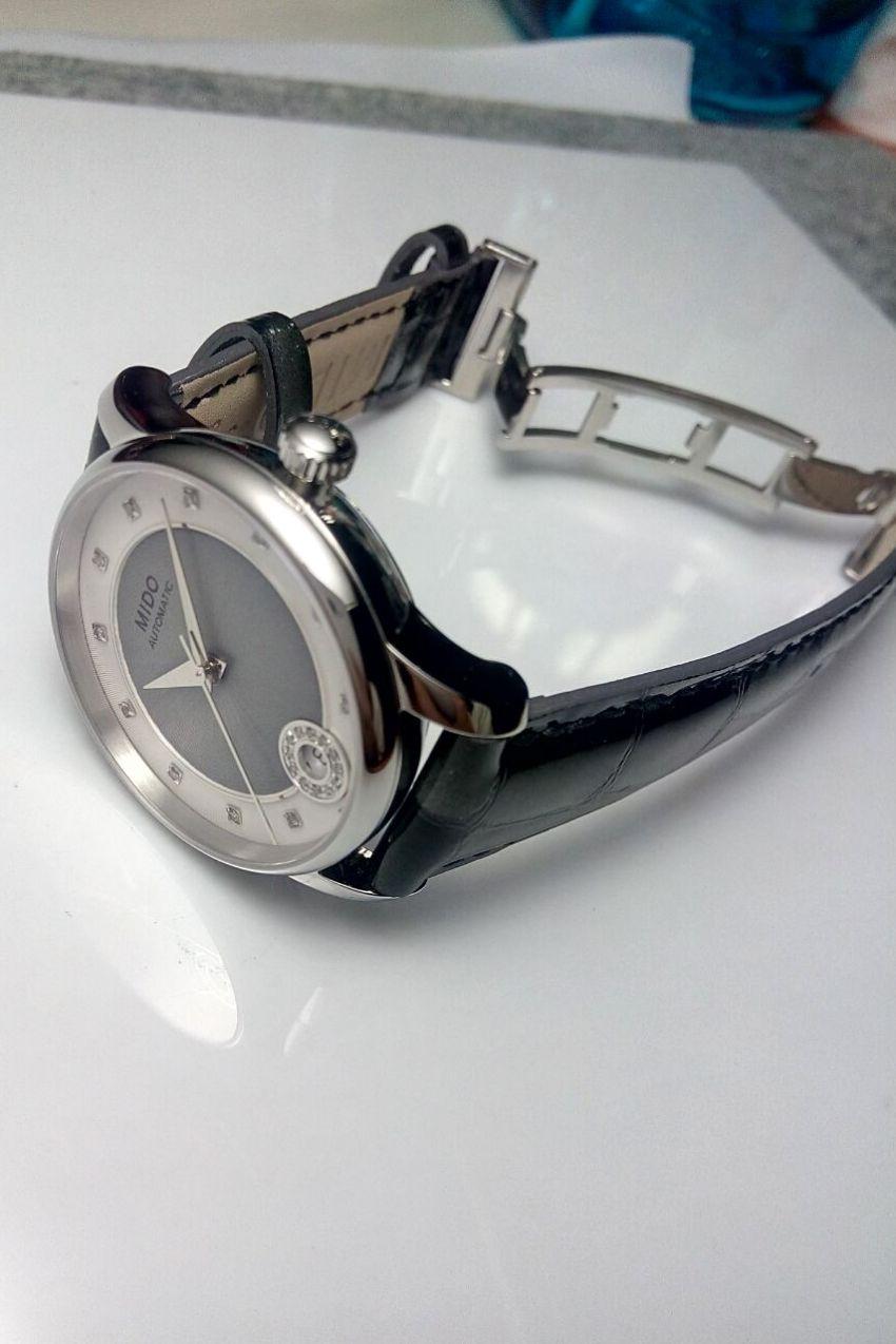 美度M007.207.16.036.01手表【表友晒单作业】手表真的很...