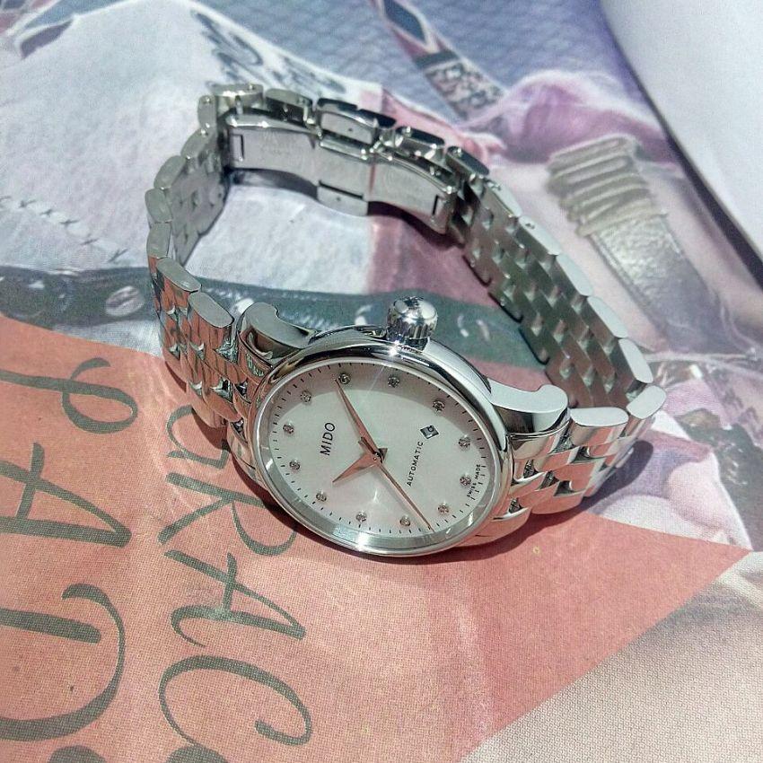 美度M7600.4.69.1手表【表友晒单作业】这表收到的...