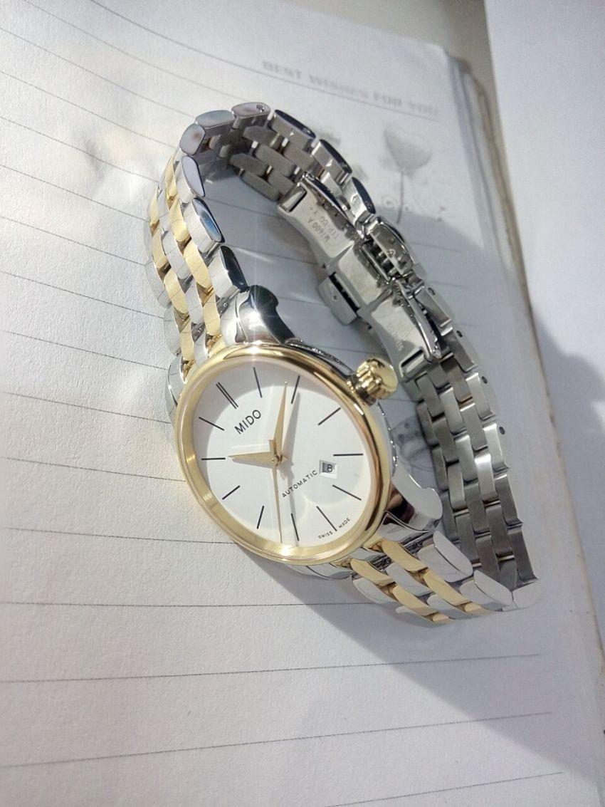 美度M7600.9.76.1手表【表友晒单作业】喜欢,收到...
