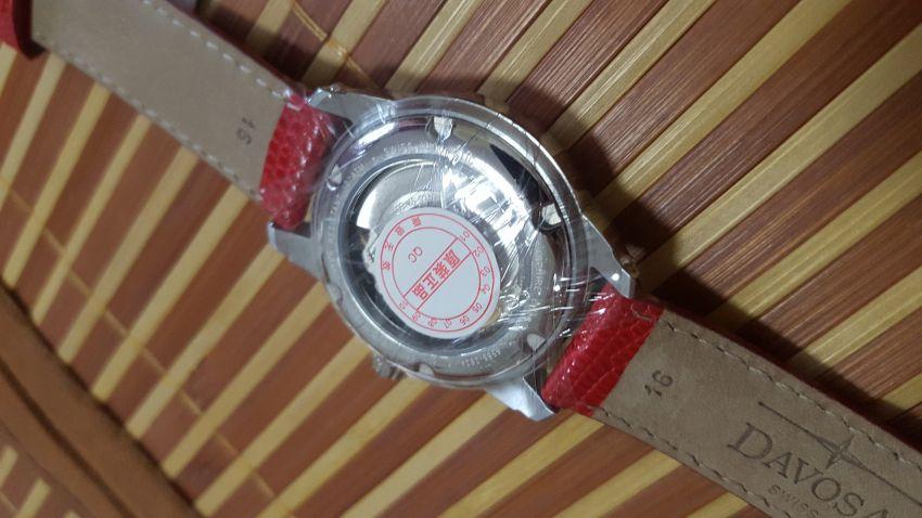 迪沃斯16618395手表【表友晒单作业】表很漂亮...