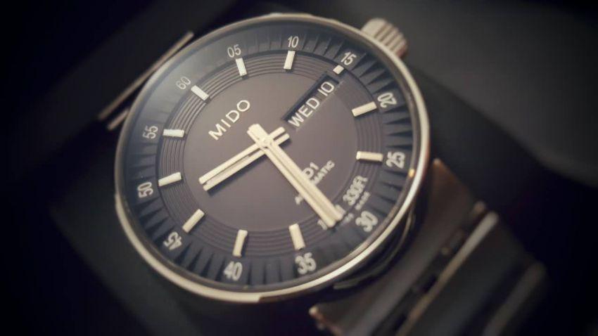 美度M8330.4.18.13手表【表友晒单作业】首先第一次...