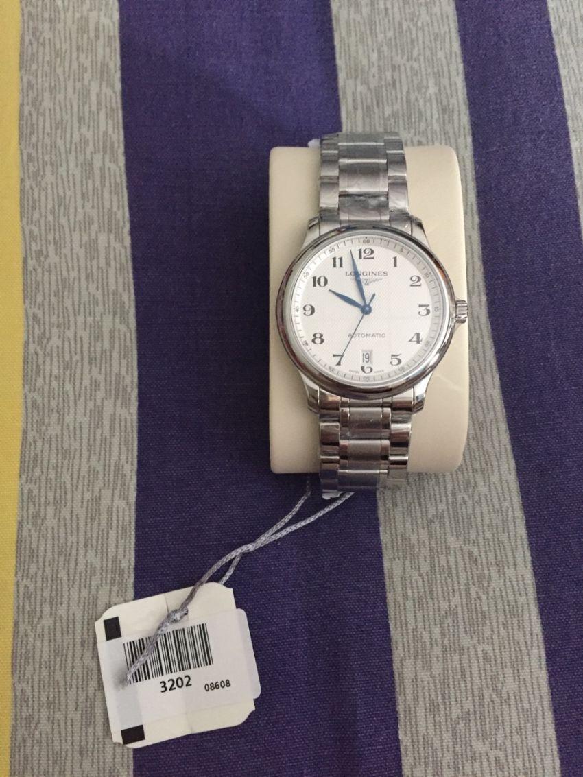 浪琴L2.628.4.78.6手表【表友晒单作业】发货速度很...