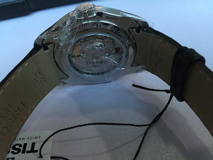 天梭T035.428.16.051.00手表【表友晒单作业】好看,和大...