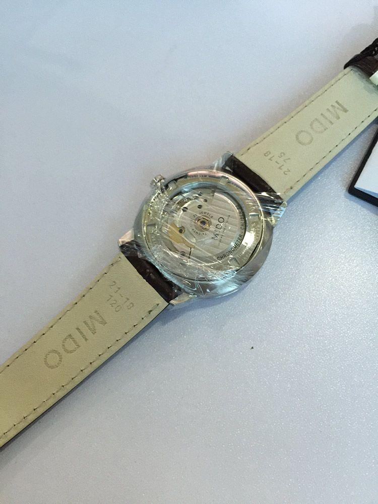 美度M021.431.16.071.00手表【表友晒单作业】很多人给我...