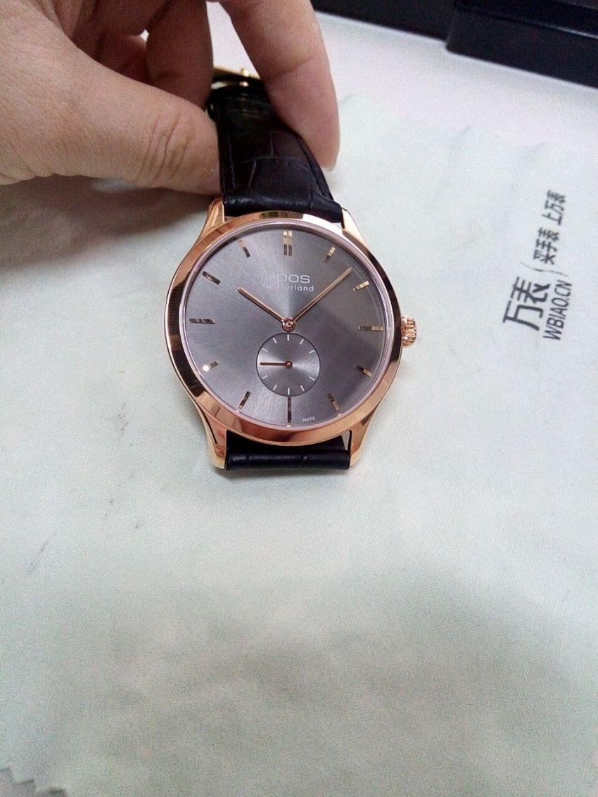 爱宝时3408.208.24.14.15手表【表友晒单作业】手表真的很...