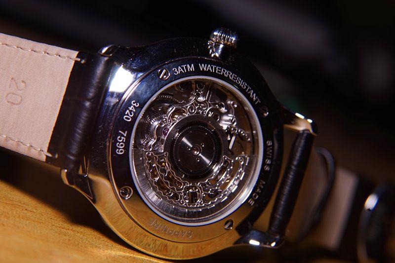 爱宝时3420.155.20.18.15手表【表友晒单作业】它非常好看...