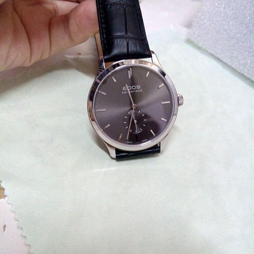 爱宝时3408.208.20.14.15手表【表友晒单作业】特意戴了这...