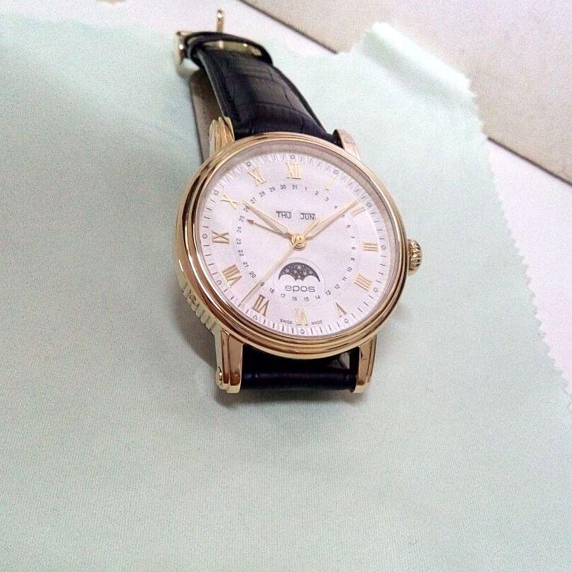爱宝时3391.832.22.20.25手表【表友晒单作业】手表的确是...