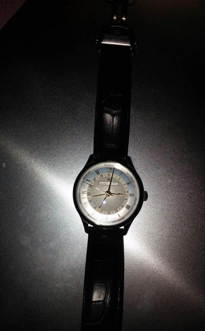 艾美MP6507-SS001-111手表【表友晒单作业】40MM,...