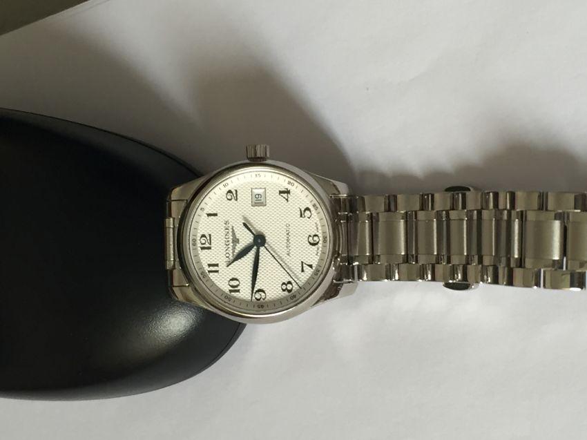 浪琴L2.257.4.78.6手表【表友晒单作业】第一眼就看...
