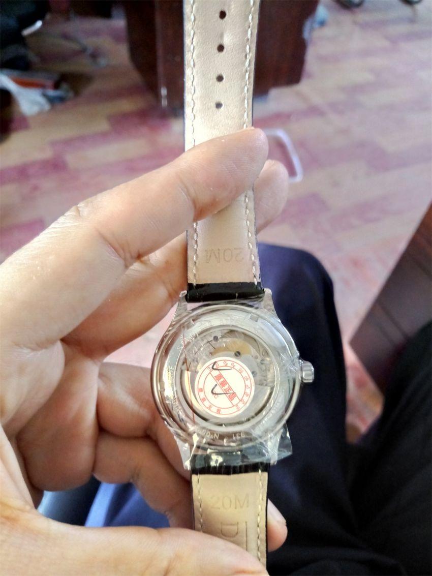 迪沃斯16145651手表【表友晒单作业】不知道是否...