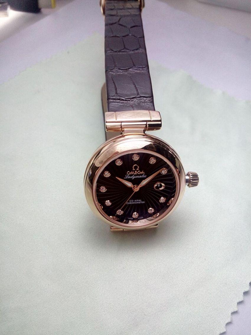 欧米茄425.63.34.20.63.001手表【表友晒单作业】手表真的很...