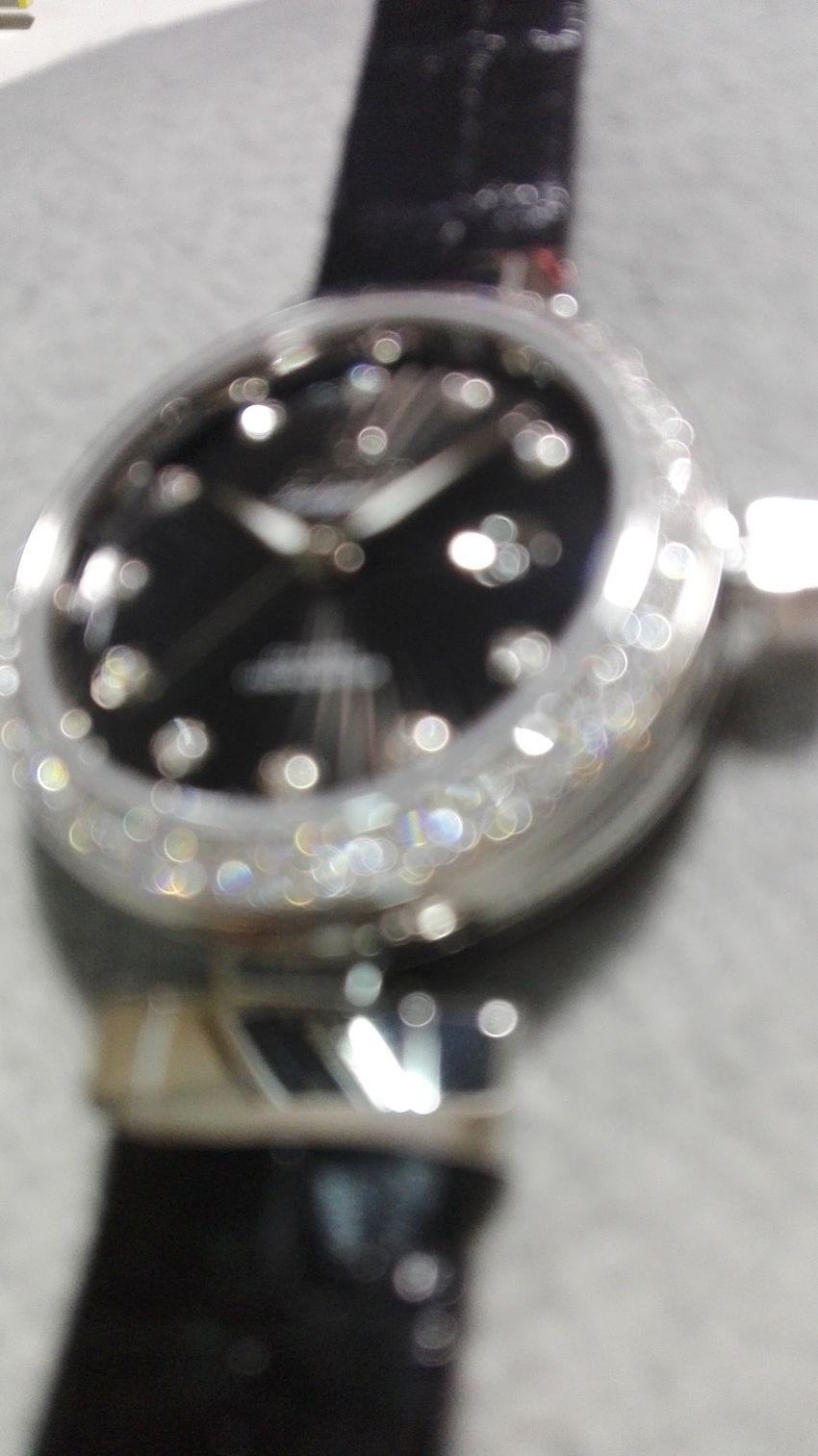 欧米茄425.38.34.20.51.001手表【表友晒单作业】钻石非常漂...
