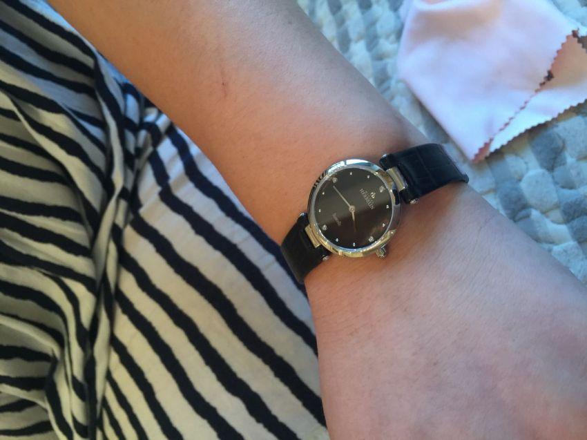 赫柏林1043/99N手表【表友晒单作业】设计的非常...