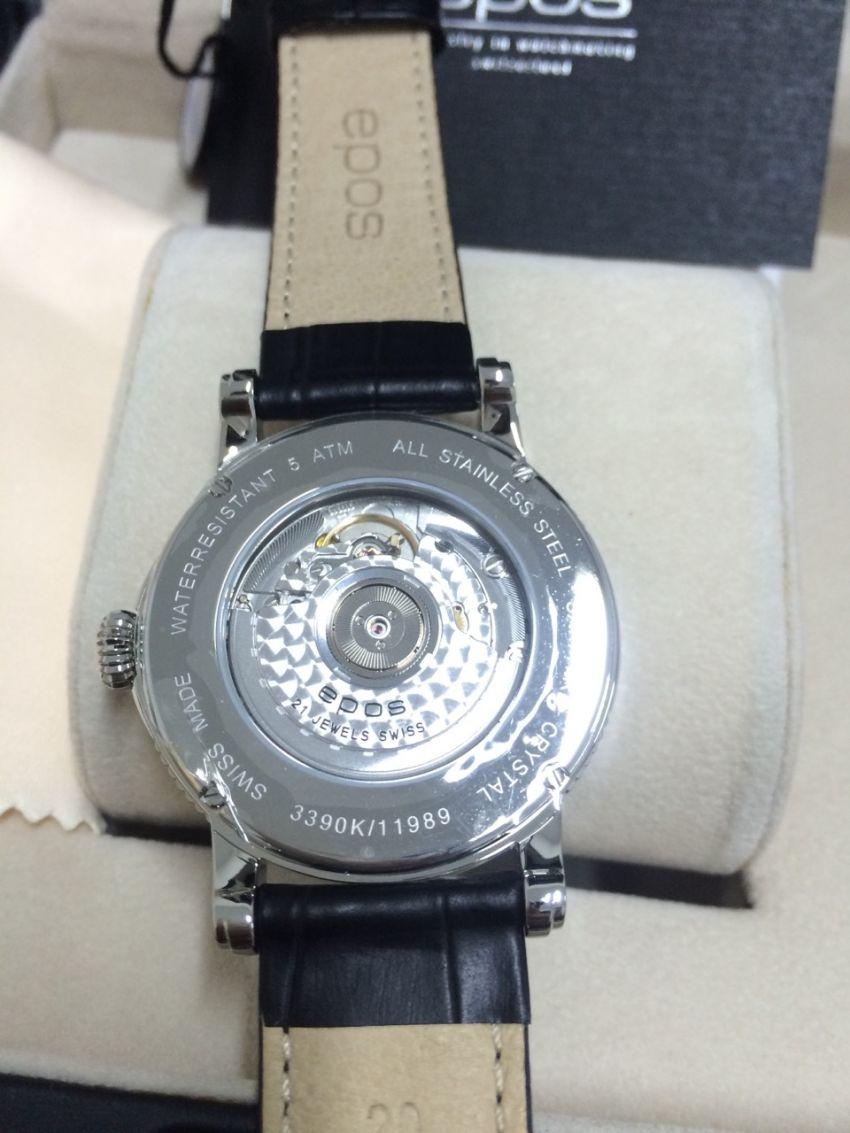 爱宝时3390.152.20.16.25手表【表友晒单作业】首先非常感...
