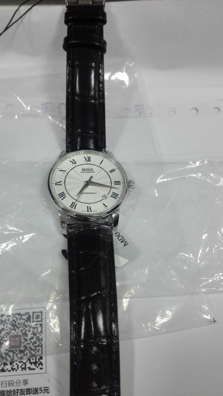 美度M8600.4.21.4手表【表友晒单作业】纠结了好久...