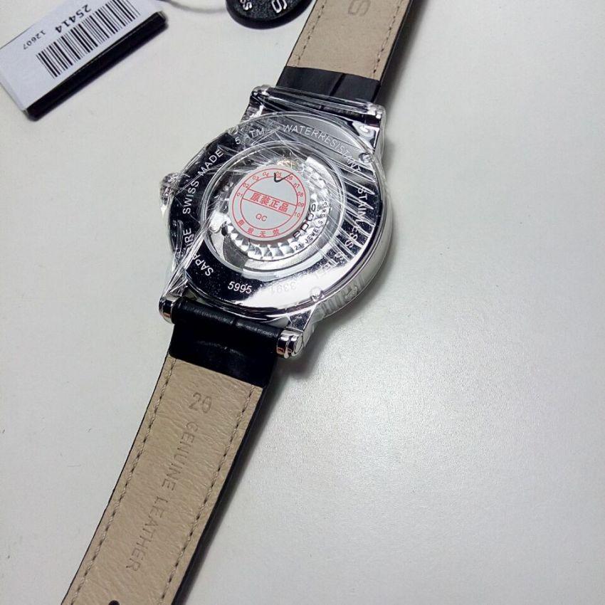 爱宝时3391.832.20.16.25手表【表友晒单作业】第一次在网...