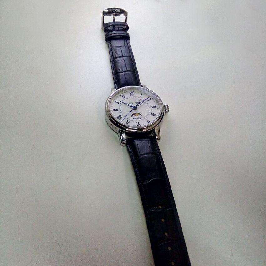 爱宝时3391.832.20.20.25手表【表友晒单作业】这款我看了...