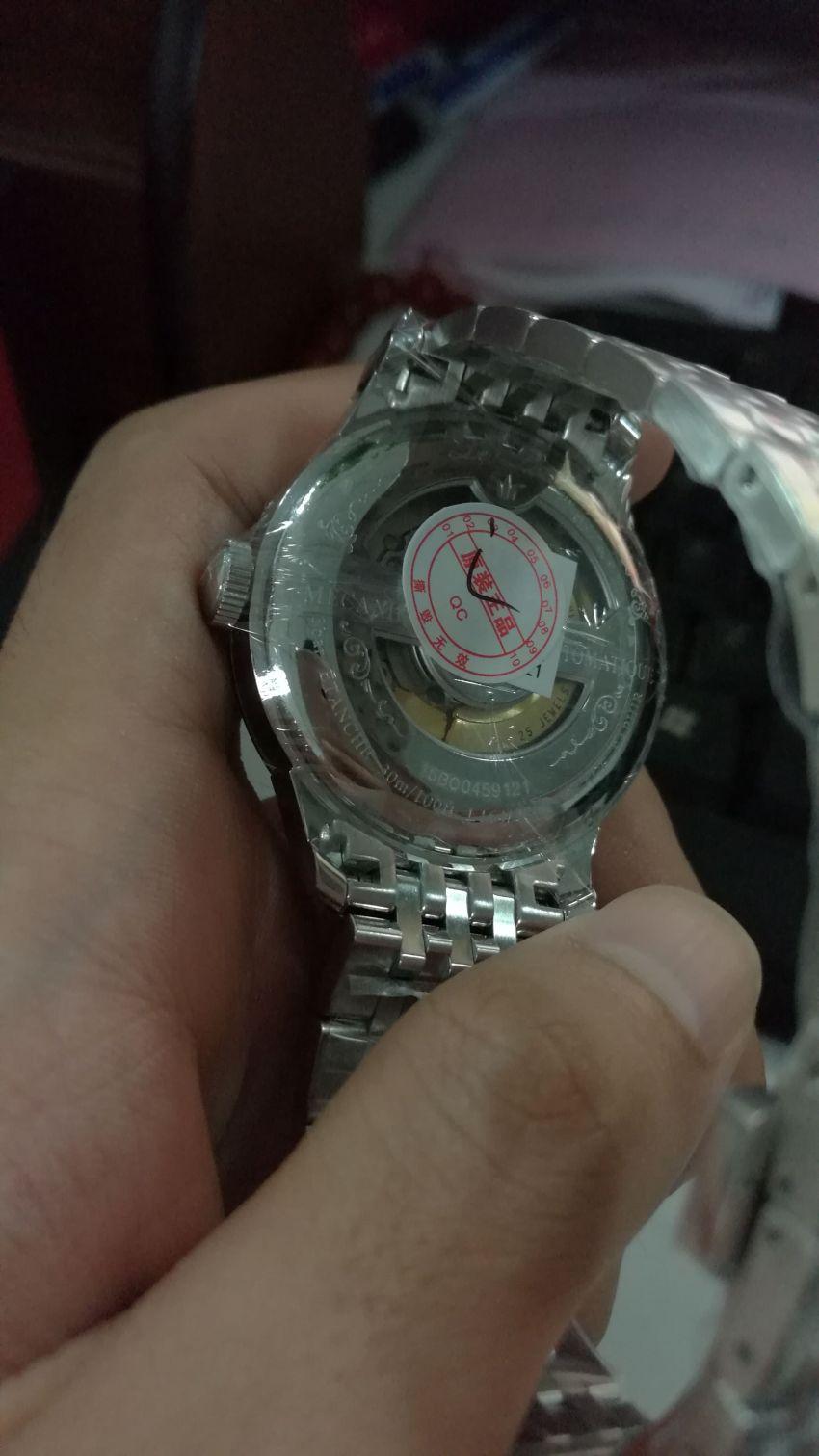 天梭T41.1.483.53手表【表友晒单作业】表挺好看的...