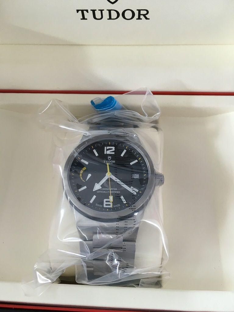帝舵91210N 钢带手表【表友晒单作业】手表不错,...