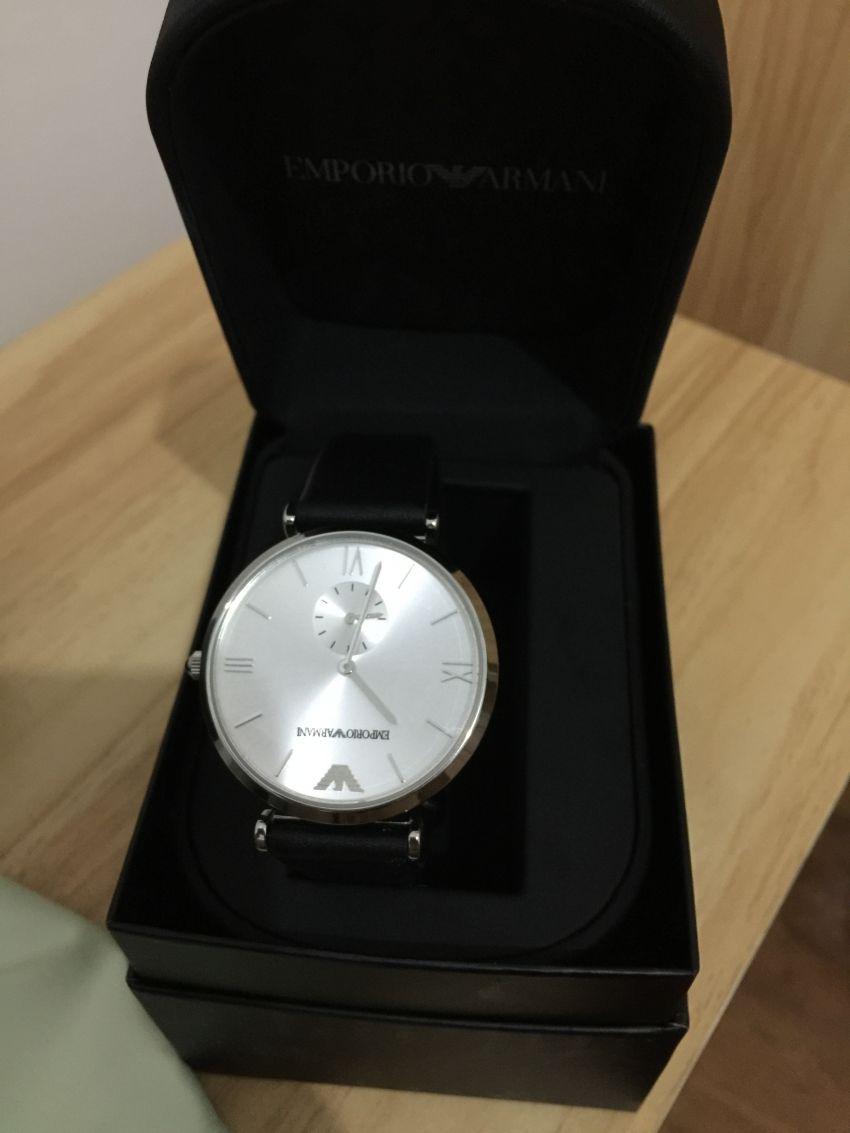 阿玛尼AR1861手表【表友晒单作业】手表真心不...