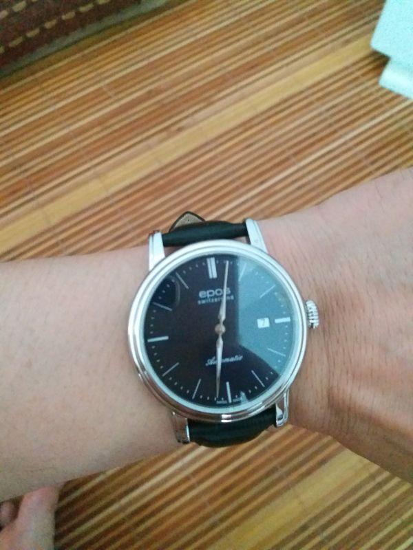 爱宝时3390.152.20.16.25手表【表友晒单作业】这个牌子超...