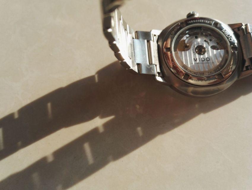美度M021.431.11.031.00手表【表友晒单作业】收到了,作...