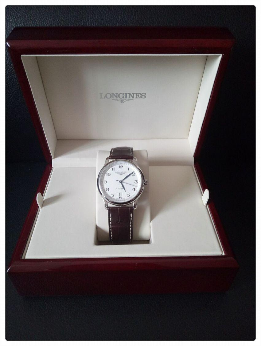浪琴L2.628.4.78.3手表【表友晒单作业】手表质量很...