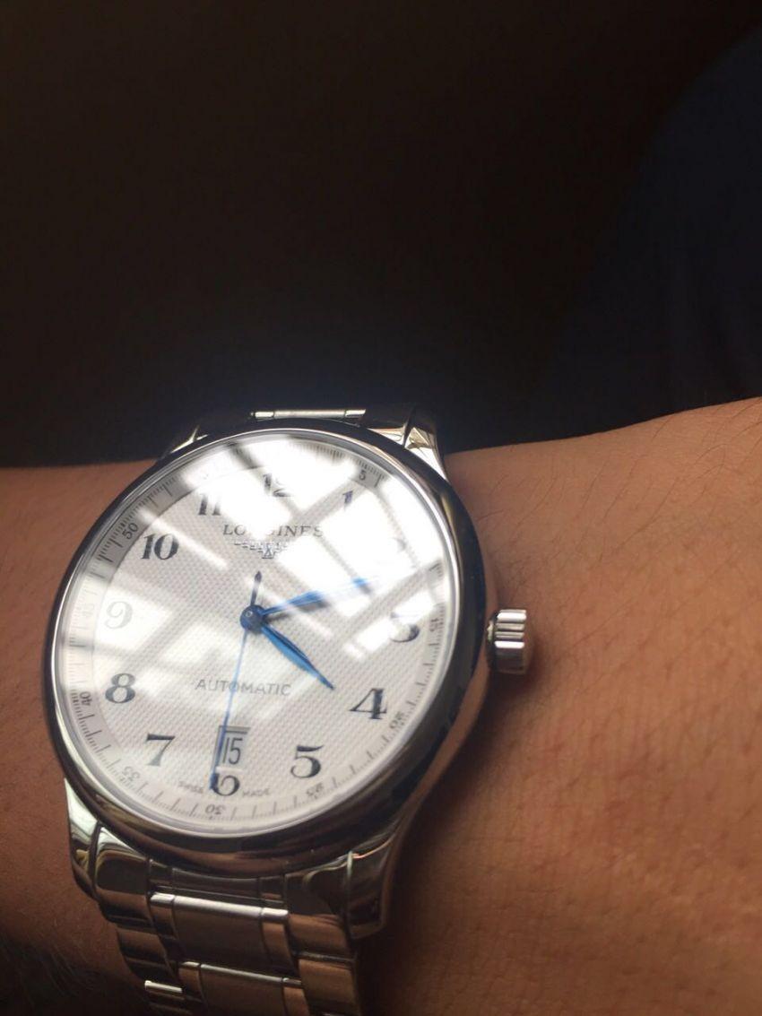浪琴L2.628.4.78.6手表【表友晒单作业】实物不错,...