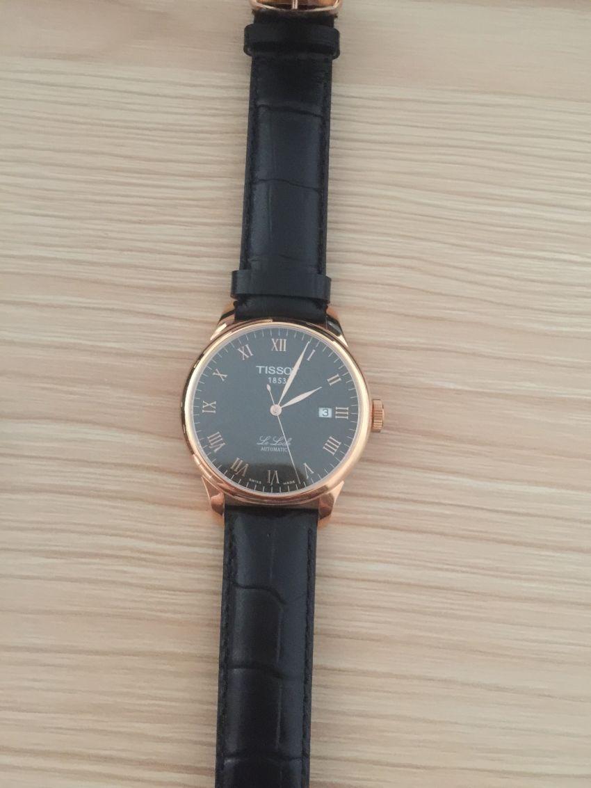 天梭T41.5.423.53手表【表友晒单作业】货已收到,...