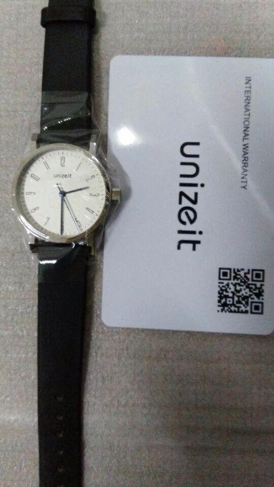 优立时BD001-SL100-01QN手表【表友晒单作业】经典,精...