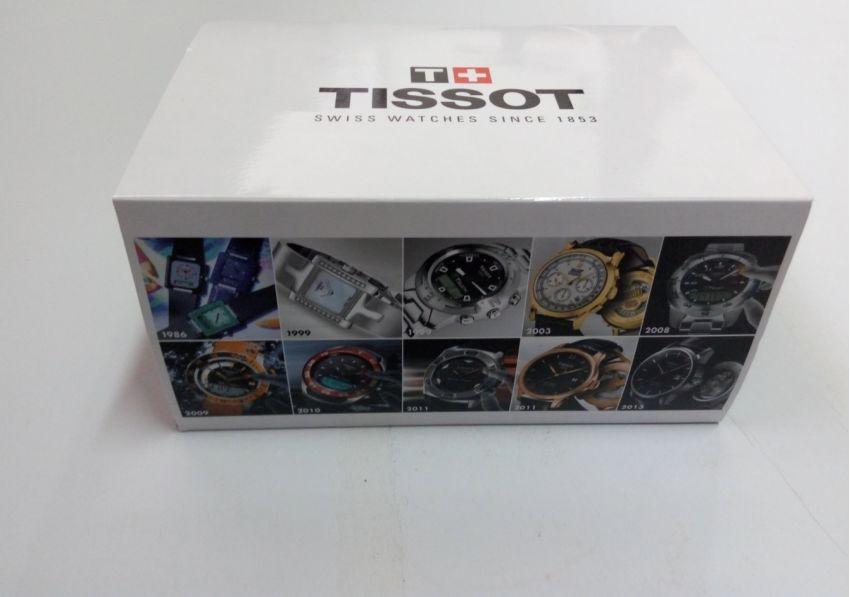天梭T41.1.483.53手表【表友晒单作业】手表很霸气...