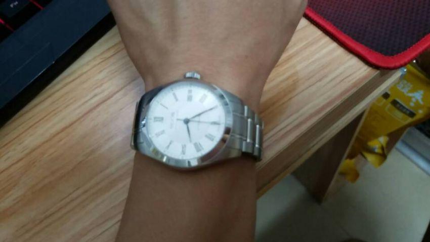 爱宝时3411.131.20.28.30手表【表友晒单作业】真的很漂亮...