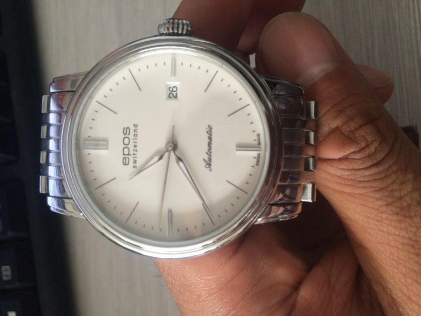 爱宝时3390.152.20.10.30手表【表友晒单作业】这款表看了...