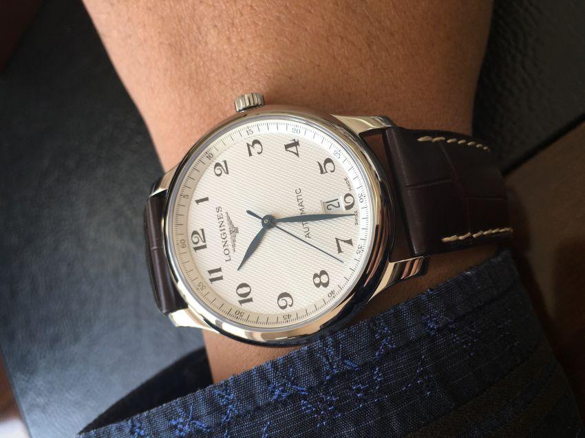 浪琴L2.628.4.78.3手表【表友晒单作业】正品,用了...