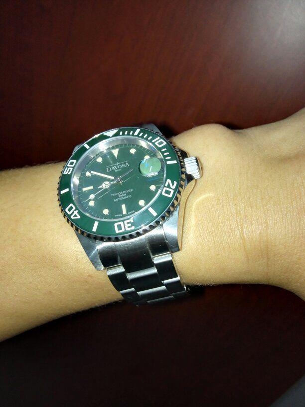 迪沃斯16155570手表【表友晒单作业】表外观不错...
